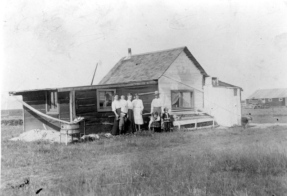 Life on the PrairIes - Using pictures, artifacts and stories we will explore the daily life of pioneer families.