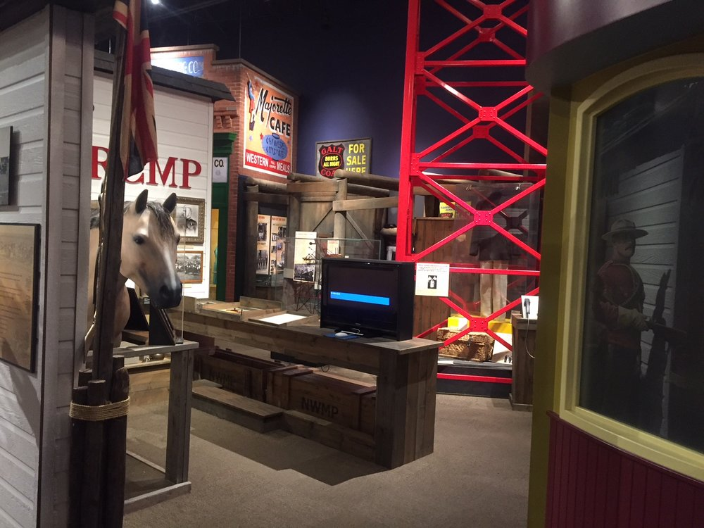 Discover - Explore the child-friendly exhibits in our Discovery Hall.