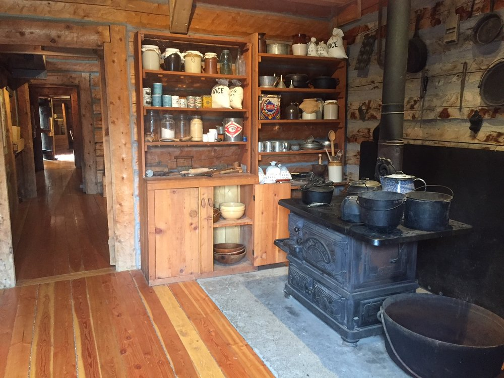 Life at the fort - Imagine what it was like to live and work in the Fort by touring our recreated rooms.