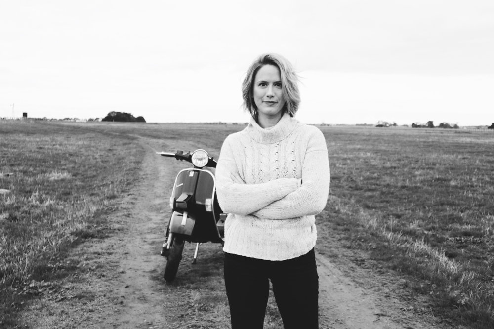 Hayley Carr, a unique Leadership and Life Coach