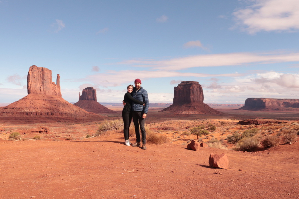 Hayley Carr, Leadership coach in Navajo land USA
