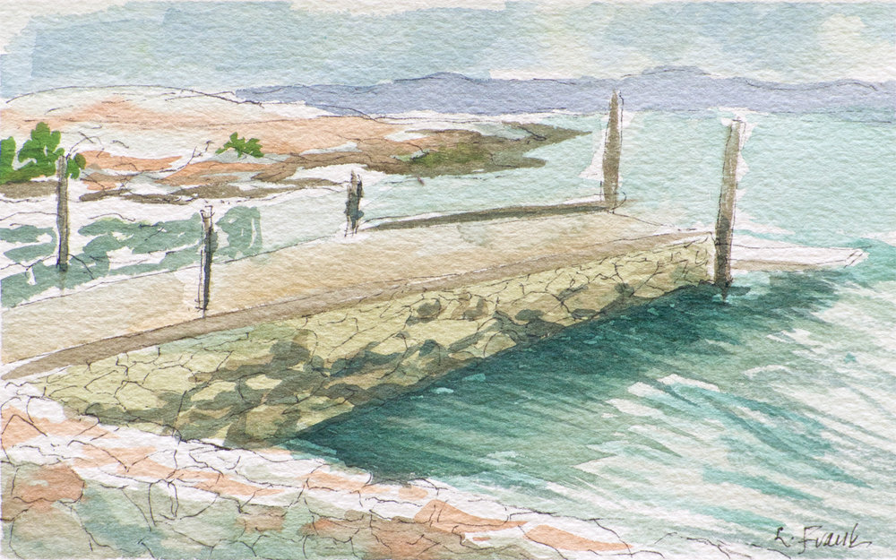 Stone Dock, Thimble Islands
