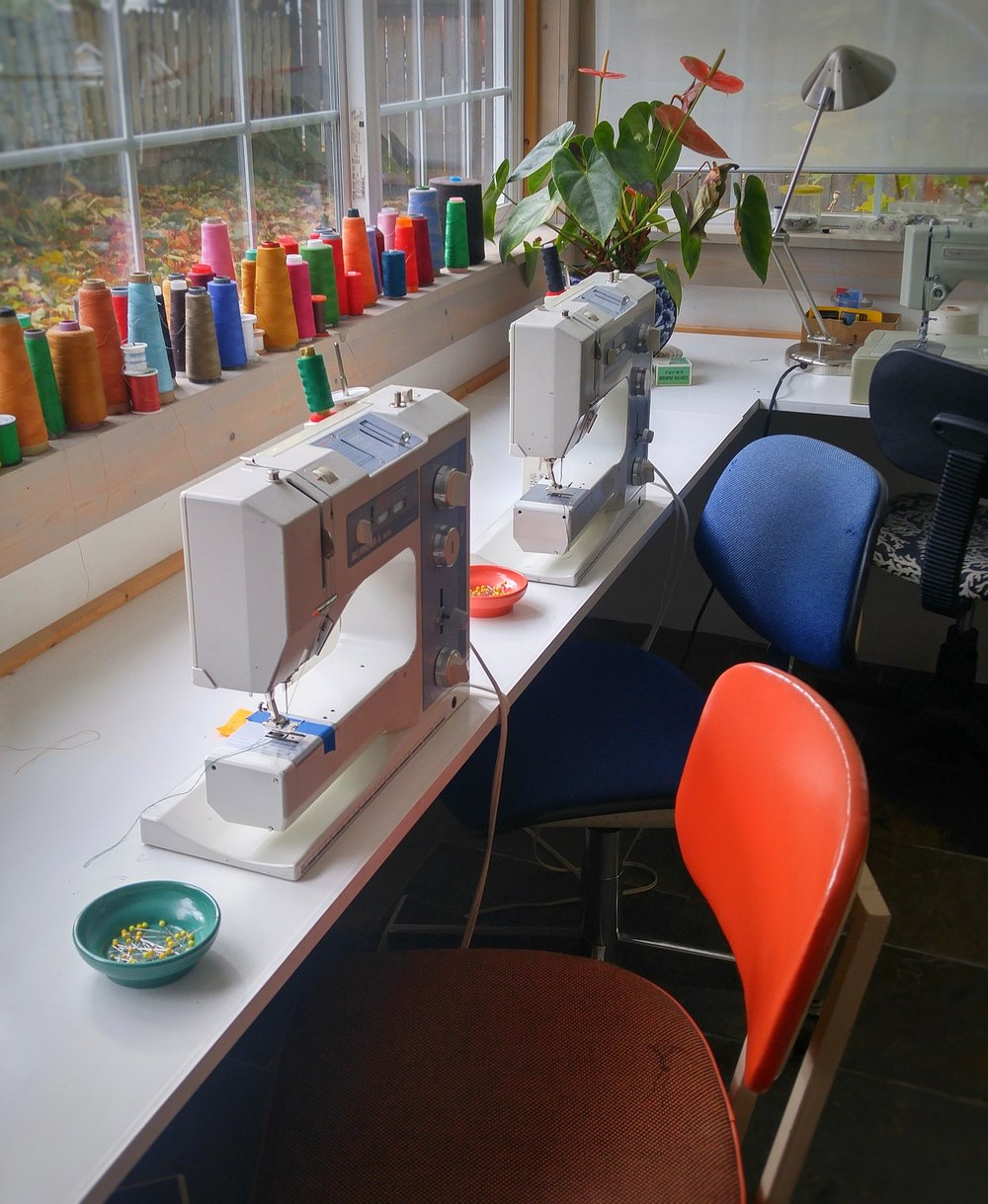 Introduction to the Sewing Machine    $45  Every 2nd Saturday 10am - 12pm   CLICK IMAGE FOR DETAILS