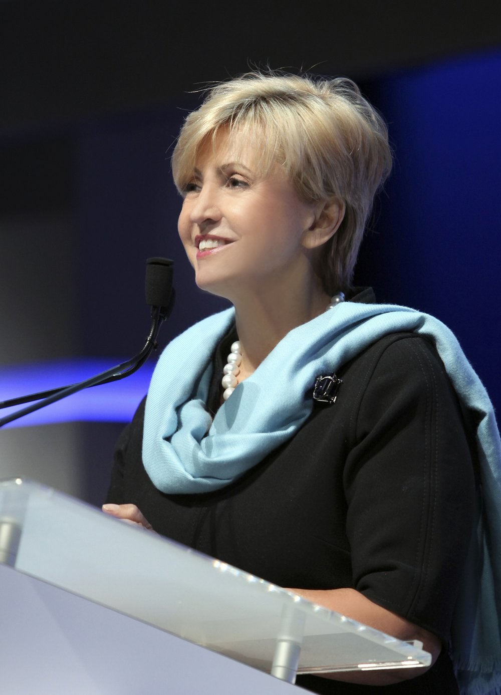 Hedvig Hricak - speech.JPG