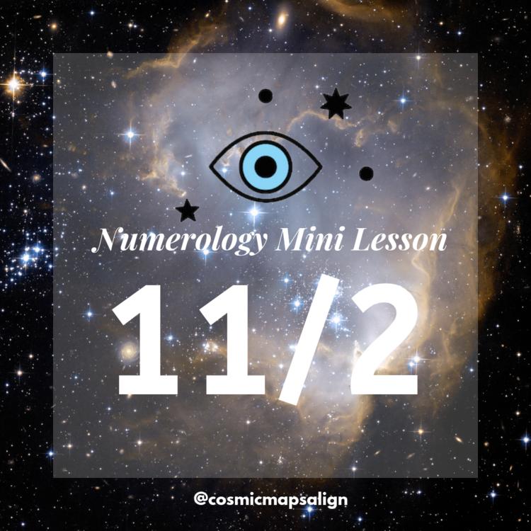 numerology — cosmic maps align llc