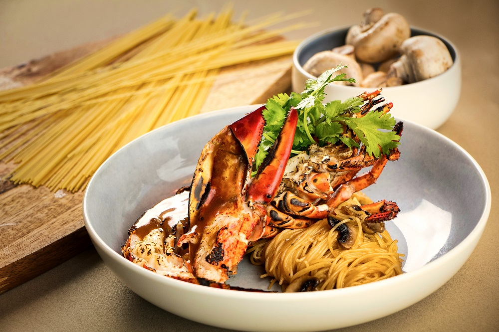 Grilled Lobster with Angel Hair In Lobster Jus.jpg