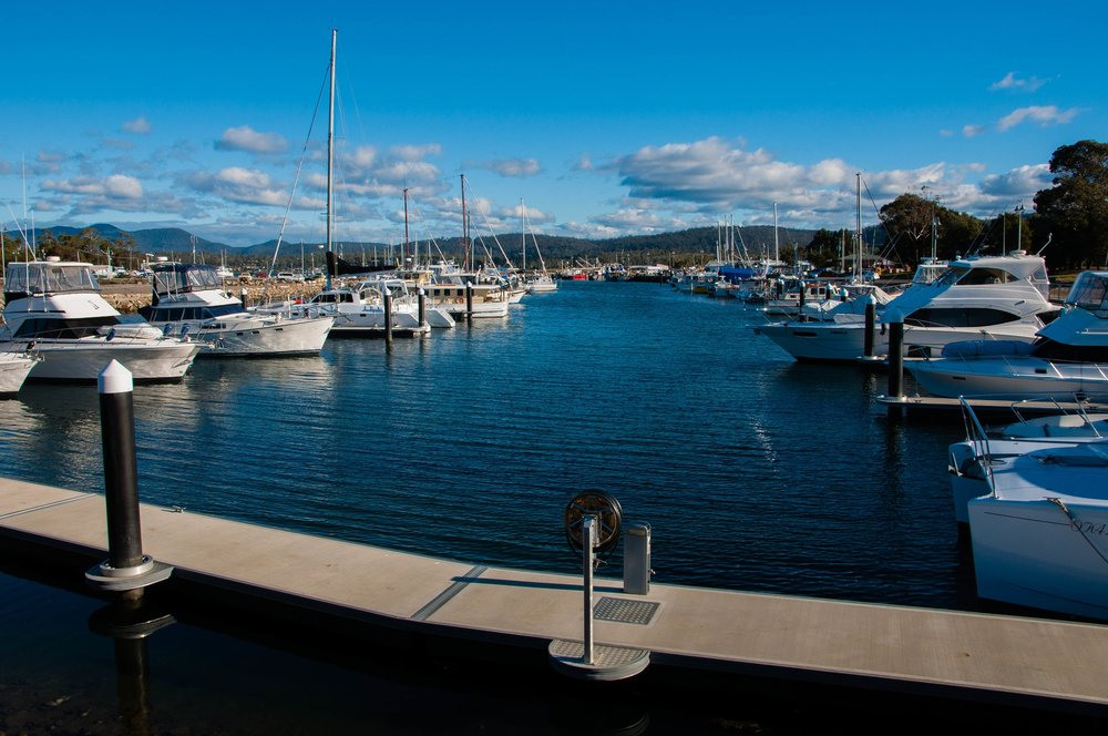 Marina at Triabunna
