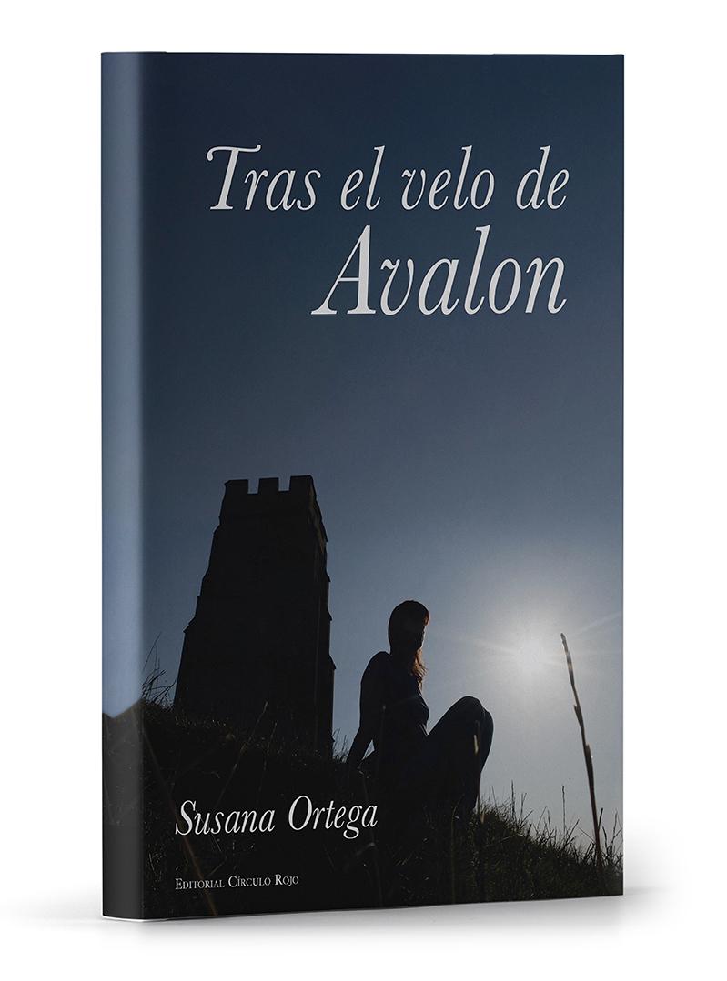 Libro Tras el velo de Avalon de Susana Ortega