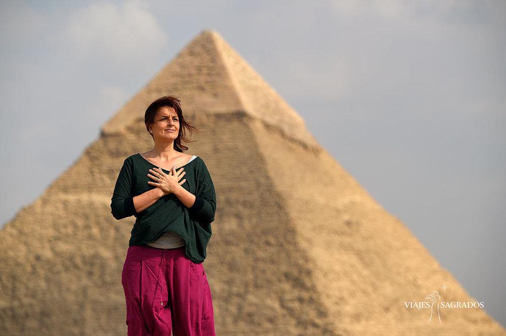 Susana Ortega guía Viajes Sagrados