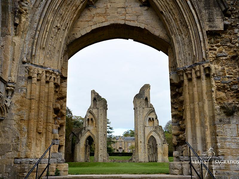 Abadía de Glastonbury -