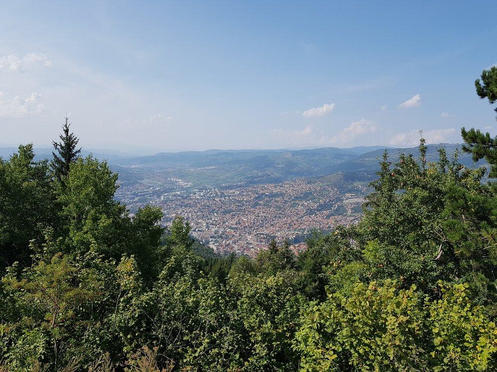 European Society of Criminology Conference - Sarajevo 2018 -