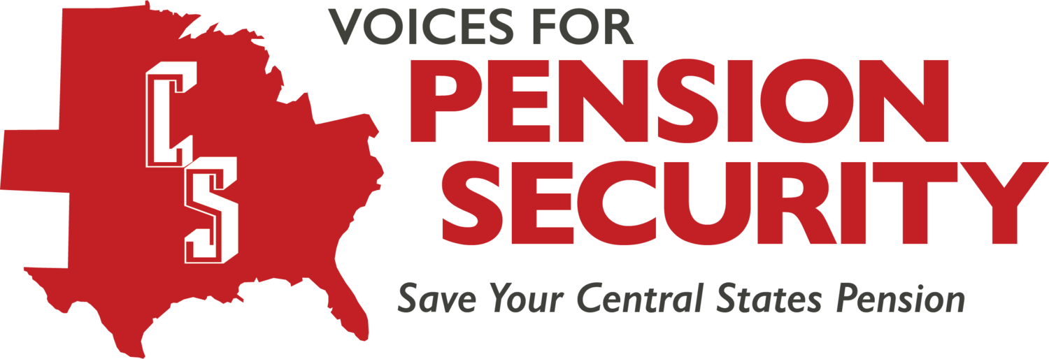Voices for Pension Security