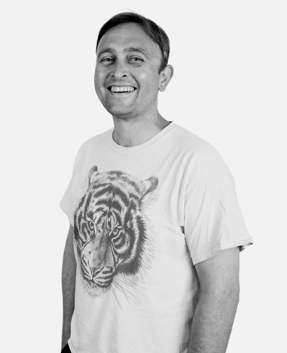 Preston Rutt - Creative Director