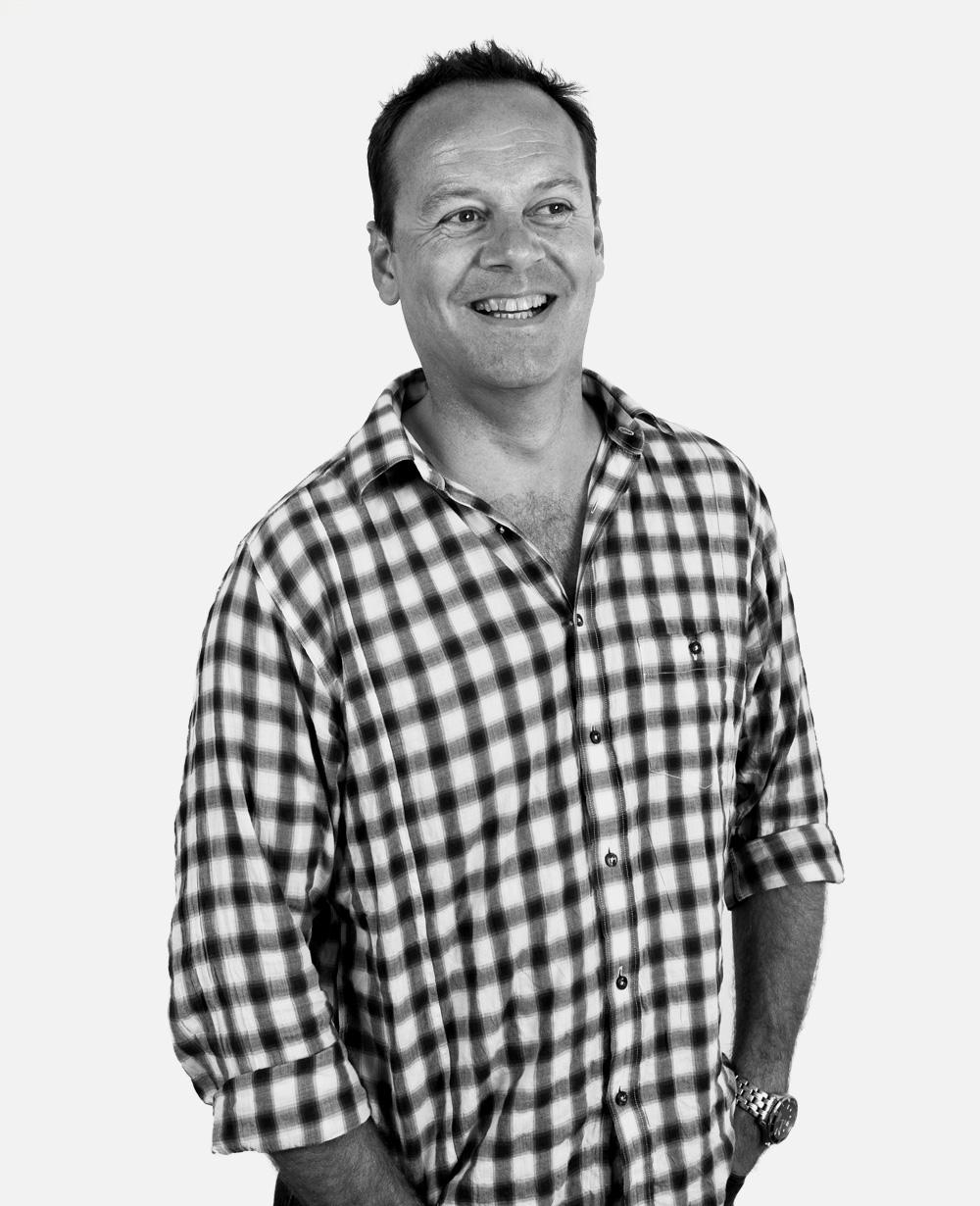 Ian Johnston - Business Director