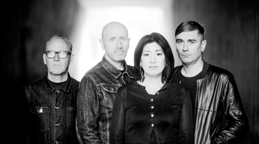 mick conroy, moose, miki berenyi and justin welch are piroshka