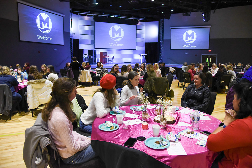 MACC Women on facebook - Follow the link to watch live videos and stay up to date with our Women's Ministry.