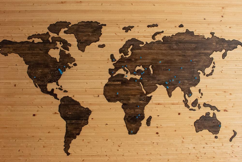 Missionaries & Agencies -