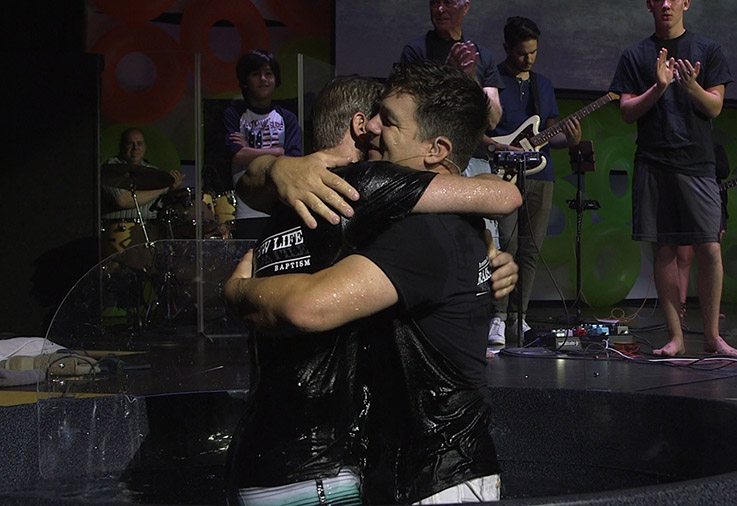 Baptism at MACC - Learn more about how you can be baptized at MACC
