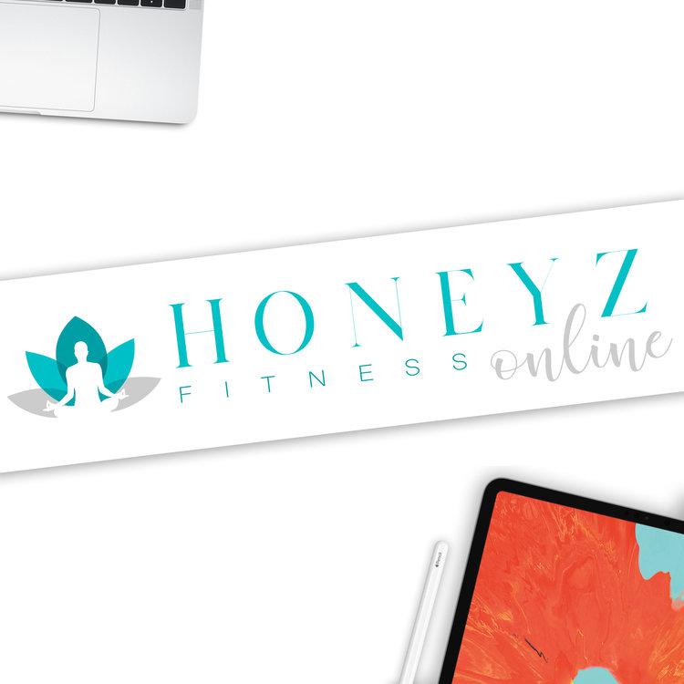 Honeyz Fitness Logo