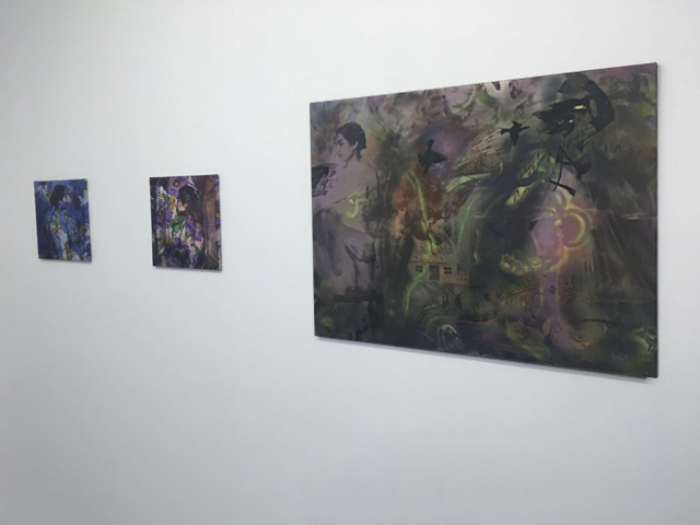 Group show, New galerie