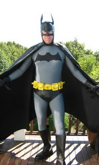 Superhero #1