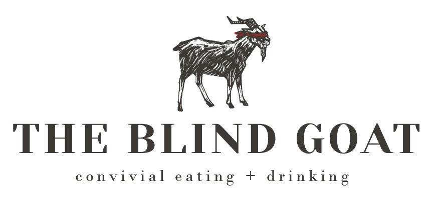 The Blind Goat by Christine Ha
