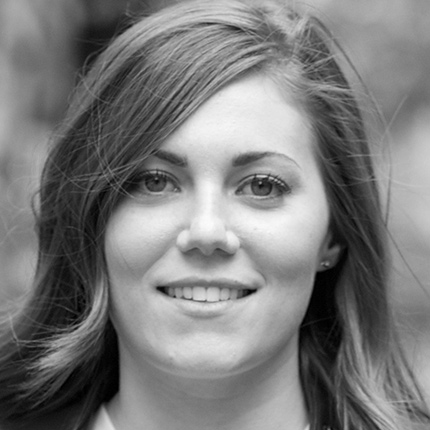 <h3>KAITLYN JANKOWSKI</h3><h5>Product Marketing Manager</h5><i>charity: water</i>
