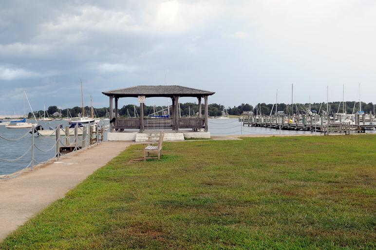 Wayland's Wharf
