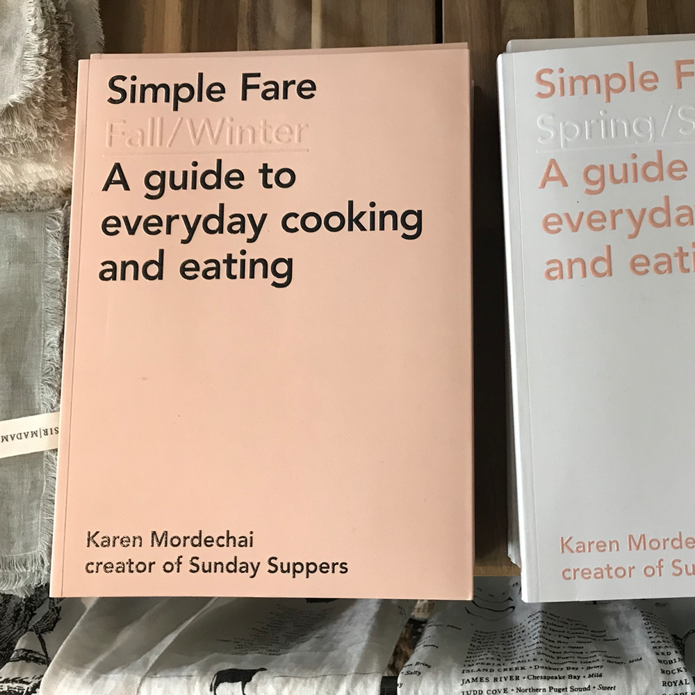 Kiss the cook - There are so many incredible gift options at the Borough's newest kitchen / market The COQ &CO., it's hard to narrow it down to one. But nothing beats a great cookbook. 147 Water Street.