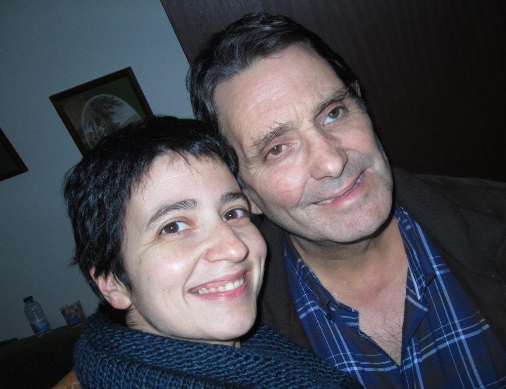 Andreia e o Pai