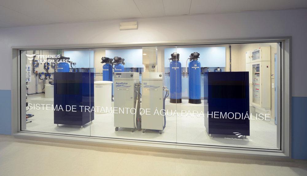 NephroCare Vila Nova de Gaia - tratamento de águas