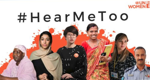 29 NOVEMBER 2018 - UN Women theme for this year's 16 Days of Activism against Gender-Based Violence (25 November – 10 December) under the UNiTE to End Violence against Women campaign is, Orange the World: #HearMeToo.