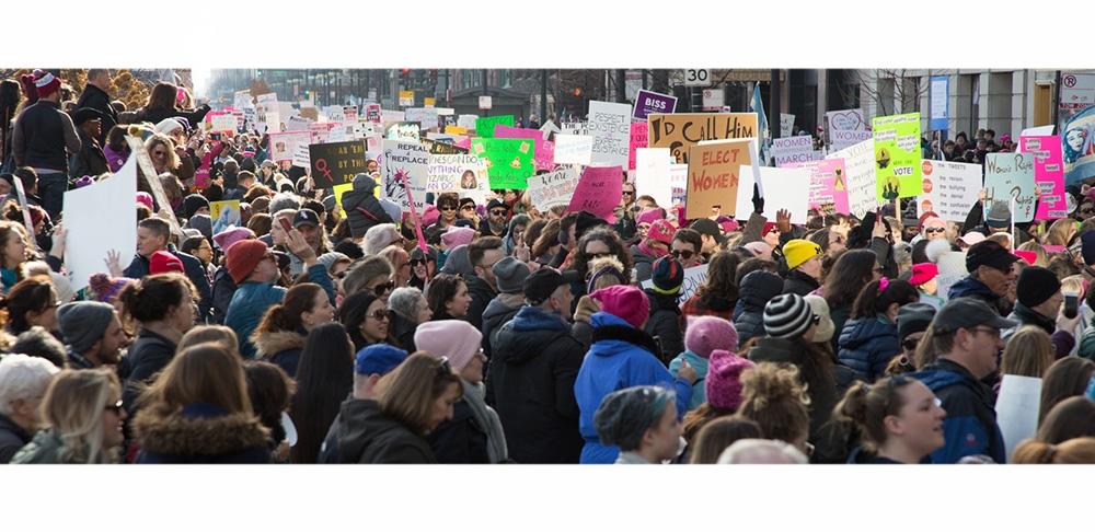 Women's March Chicago 2018
