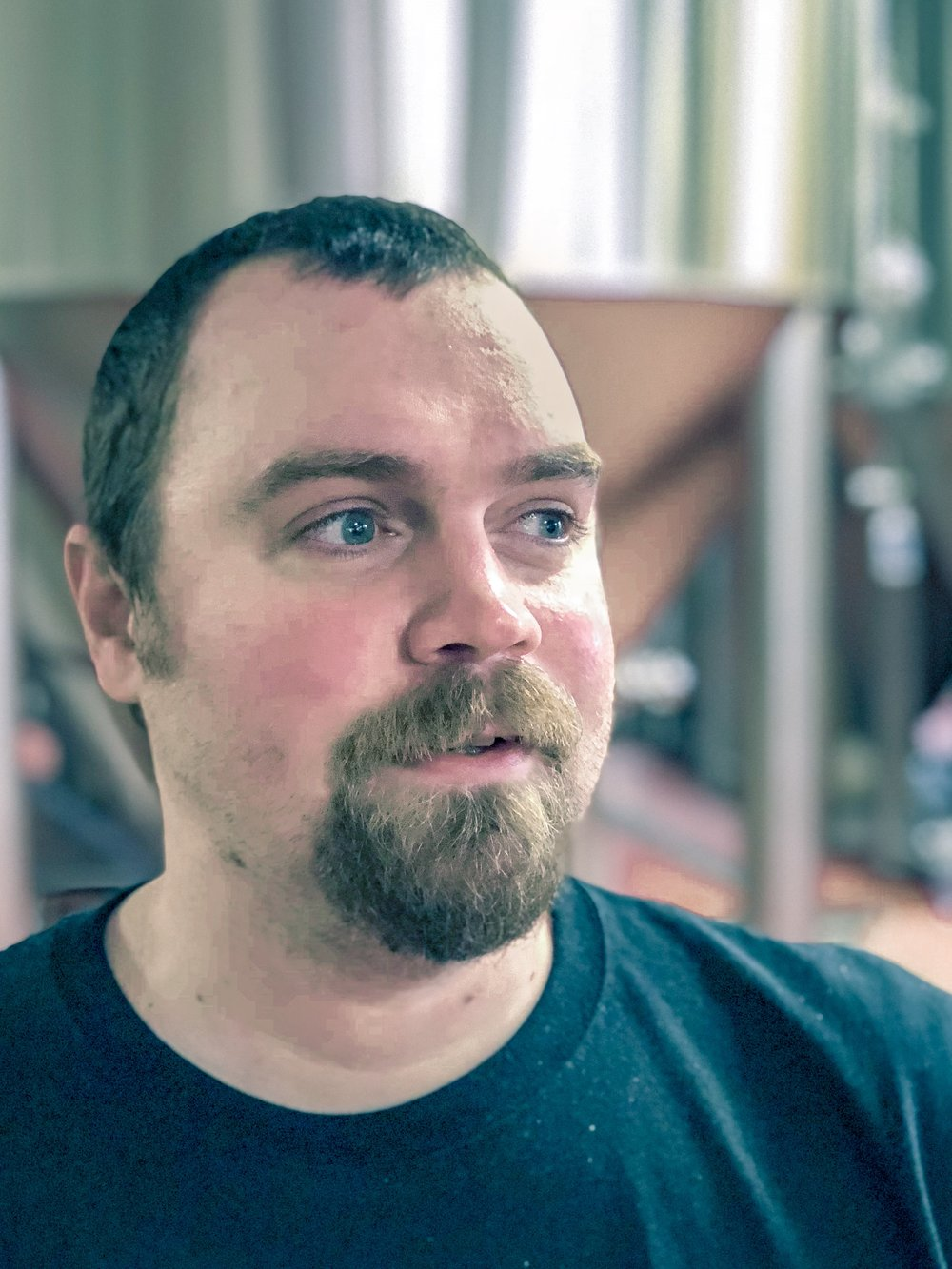 Prospect (Brewery Assistant)  Justin Skow   Justin is from Grand Forks, ND, and has worked in Fargo for local businesses for the last 10 years, Justin prefers wheat ales, and is the newest member of our team.