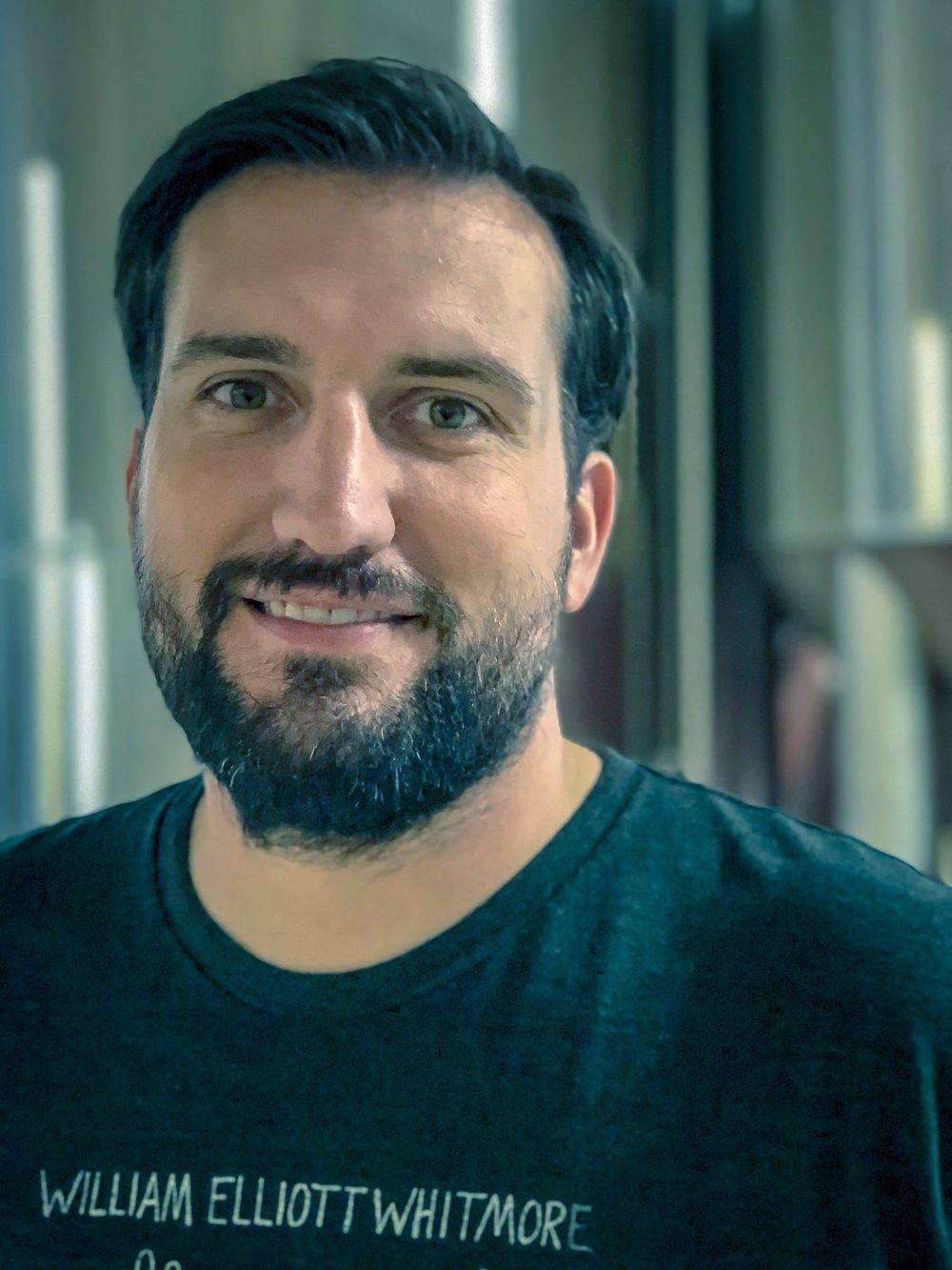 Cofounder/HR/IT/President/Keg Washer  Jared Hardy
