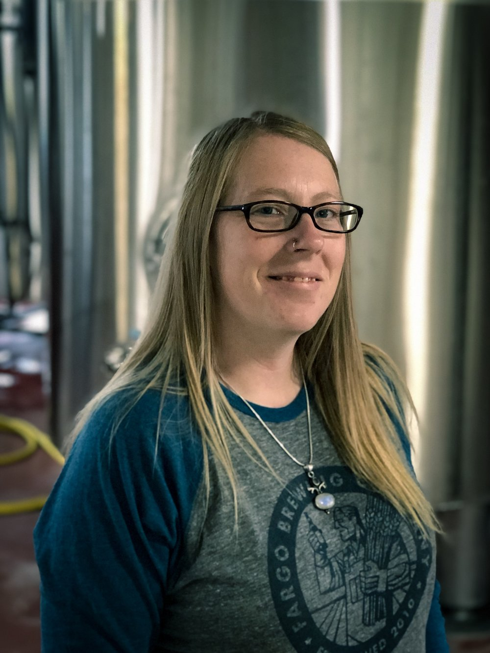 Taproom & Events Manager  Jess Click