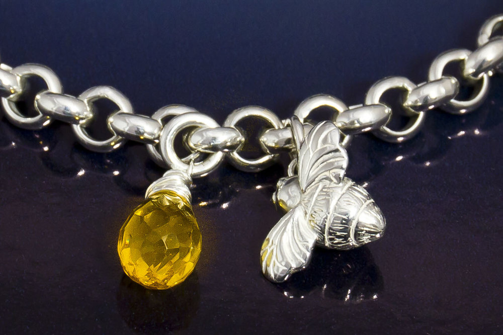 Silver-mini-bee-and-citrine-honey-drop.jpg