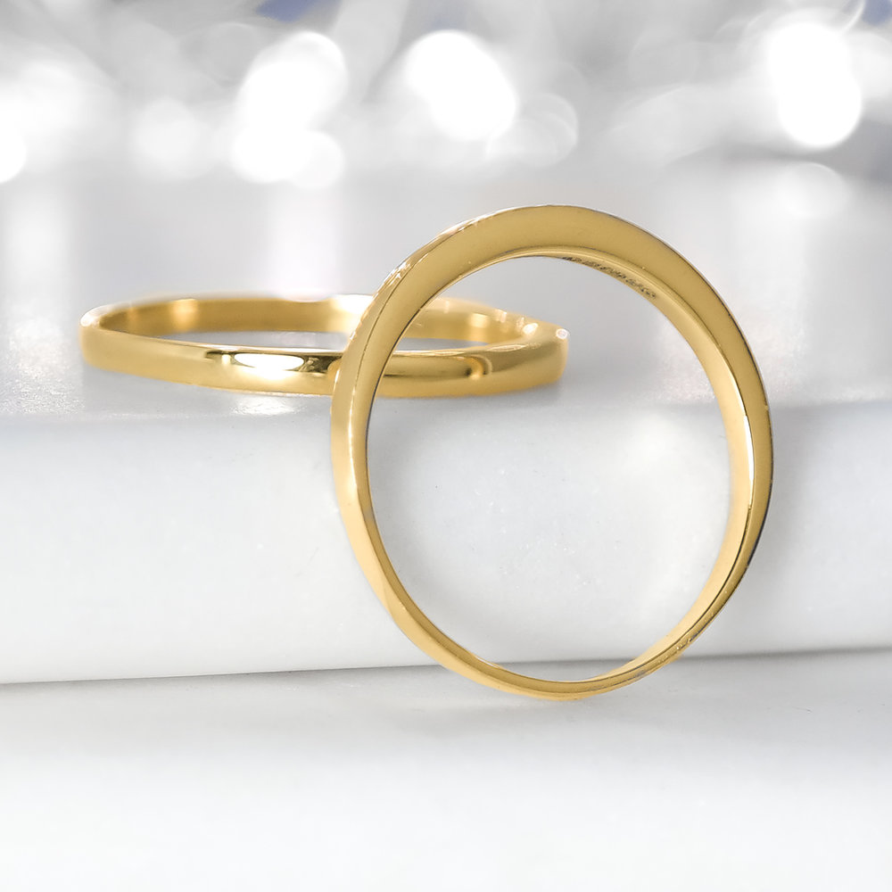 Custom-eco-gold-wedding-rings
