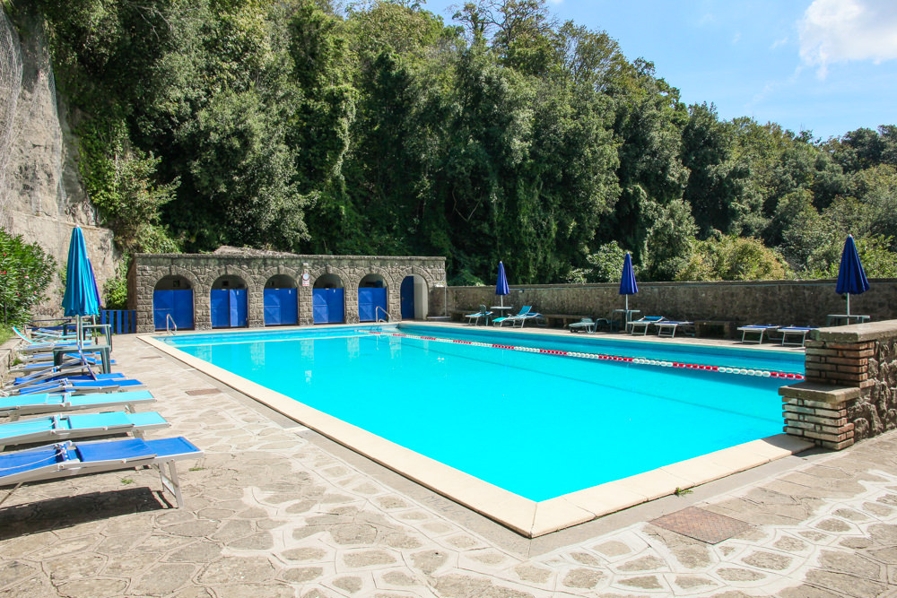 Villa Palazzola Rome swimming pool