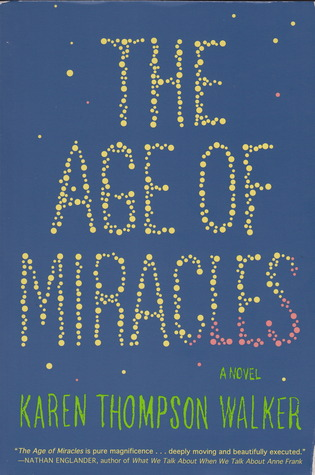 The Age of Miracle summer reading list