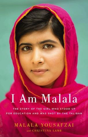 I am Malala summer reading list
