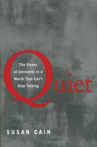 Quiet the Power of Introverts summer reading list