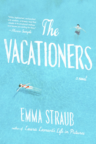 The Vacationers Summer reading list