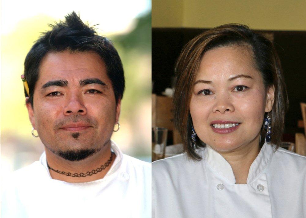 Seng Luangrath and Katsuya Fukushima - FRIDAY, FEBRUARY 16 AT 9:30