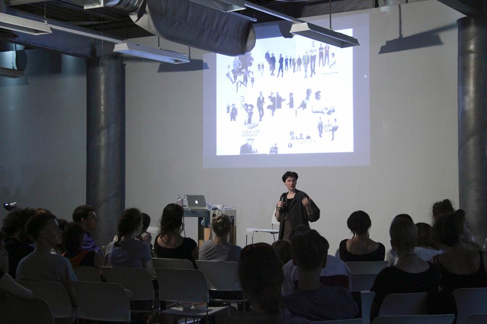 Design Debate | Frame Magazine   with Frame Magazine editor Enya Moore  The Frame Magazine Analysis was presented to the editors of the magazine and sparked a public dialogue, which was held, in the form of a design debate between the editors and myself. In this way, the research became performative and active while creating a space for dialogue and an opportunity for collaboration.