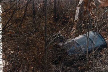 The barrel discovered in 1985 in the woods of Allenstown, New Hampshire