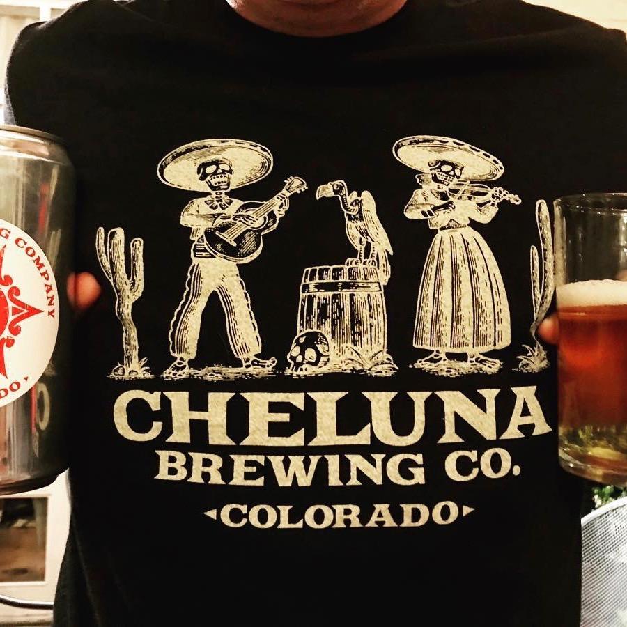 Cheluna T-shirt
