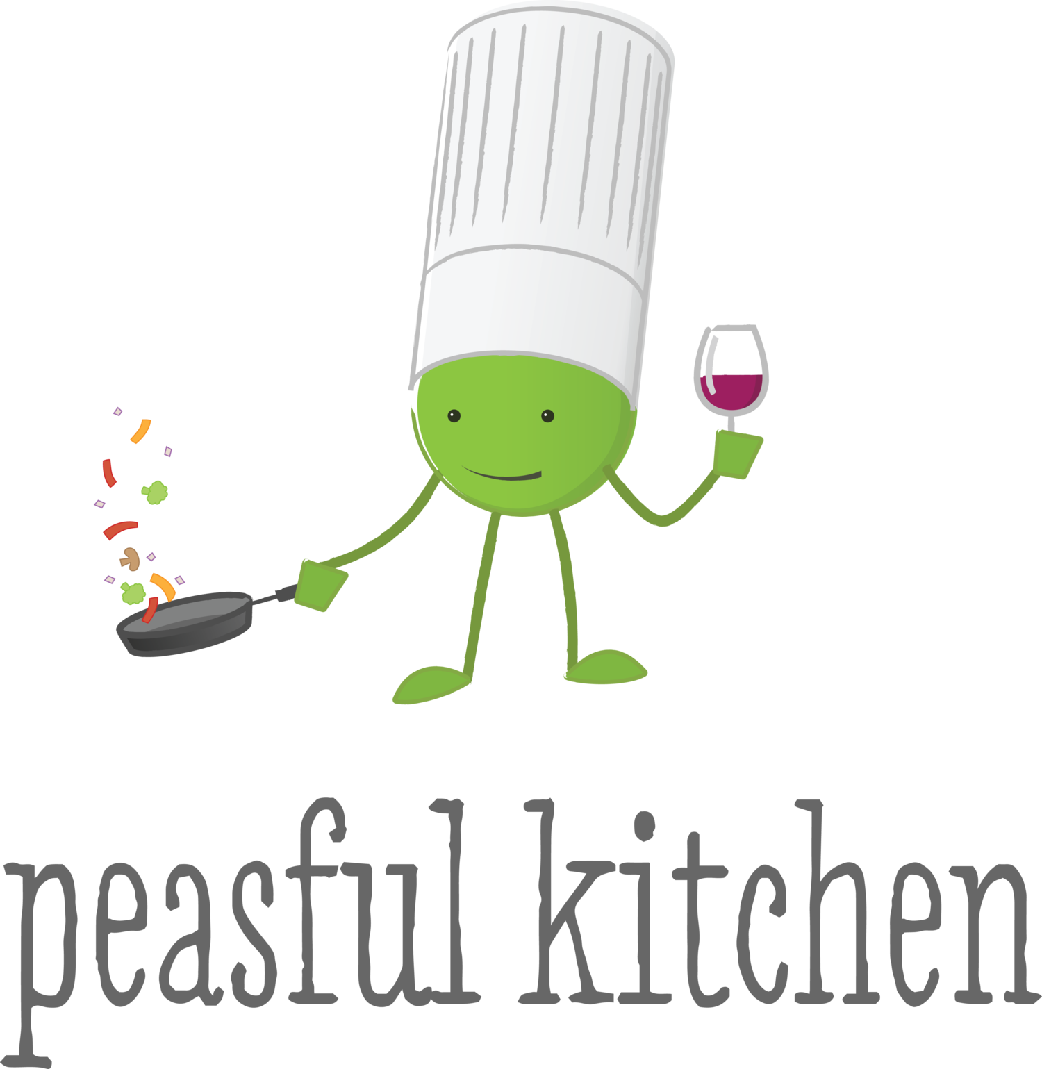 Peasful Kitchen