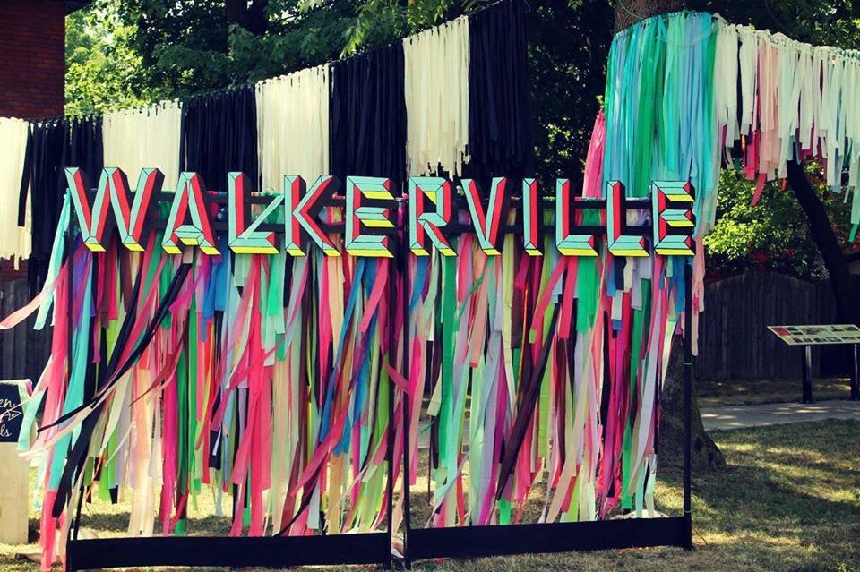 walkerville art walk