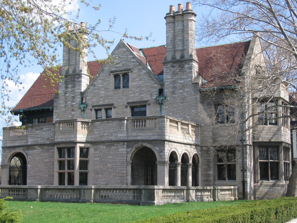 Willistead Manor Walking Tour - LINK